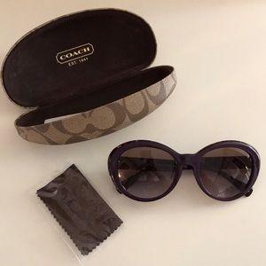Coach Lindsay sunglasses